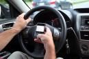 L'Ontario veut imposer des amendes salées pour les textos au volant