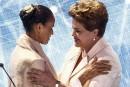 Brésil: Marina Silva menace la réélection de la présidente Rousseff
