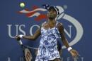 Venus et Sharapova au troisième tour, Radwanska éliminée