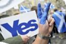 Les partisans d'une Écosse indépendante gagnent du terrain