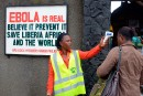 Ebola: Levée de la quarantaine dans un quartier de Monrovia