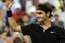 Federer qualifié pour le troisième tour