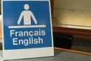 Nouveau sondage: 62% des répondants favorables au bilinguisme officiel