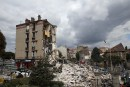 Au moins 6 morts dans l'explosion d'un immeuble près de Paris