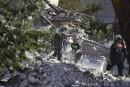 Explosion d'un immeuble: un 8<sup>e</sup> corps retrouvé dans les décombres