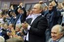 Poutine: «Si je le veux, en deux semaines je prends Kiev»