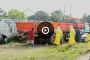 Ebola: un homme sème la panique dans un marché public