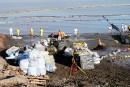Déversement de mazout à Sept-Îles: un grand ménage... de 18millions$