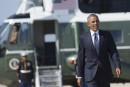 Obama s'envole pour l'Estonie avant le sommet de l'OTAN