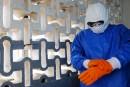L'Ebola «menace toute l'humanité»