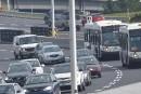 Covoiturage dans les voies réservées et panneaux de vitesse modulable sur Robert-Bourassa