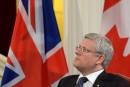 Référendum en Écosse: Harper plaide pour l'unité du Royaume-Uni