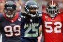 NFL: nos <em>top 10</em> des meilleurs joueurs défensifs