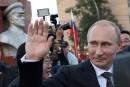 Poutine annonce un plan de règlement, l'Occident prudent