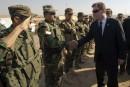 Les Kurdes ont demandé au ministre John Baird de les armer