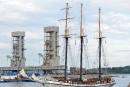 Grands voiliers 1864-2014: une ambiance festive comme à l'époque...