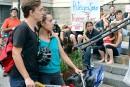 Cycliste tué par la police à Québec: la tension pourrait grimper