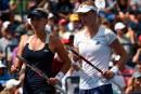 US Open: Makarova et Vesnina remporte le double dames
