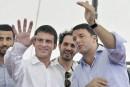 France: l'extrême droite «aux portes du pouvoir», avertit Valls