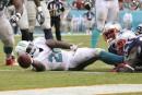 Les Dolphins battent les Patriots 33-20