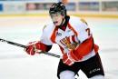 L'attaquant du Drakkar Valentin Zykov deuxième étoile de la semaine