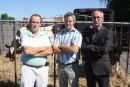 Levinoff-Colbex: les producteurs bovins interpellent le premier ministre