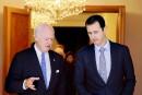 Damas veut faire partie de la coalition contre l'EI