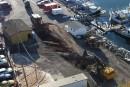 Déversement de diesel aux Îles-de-la-Madeleine: limiter les dégâts