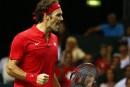 Coupe Davis: la Suisse et la France en finale