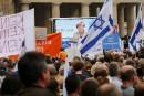 Merkel appelle les Allemands au combat contre l'antisémitisme
