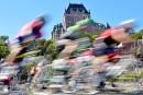 L'élite du cyclisme vraisemblablement à Québec jusqu'en 2019