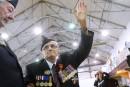 L'ancien combattant Germain Nault a reçu Légion d'honneur française