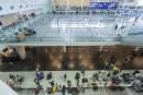 L'attente à la douane canadienne a été considérablement réduite depuis... | 15 septembre 2014
