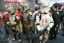 Foule record au Comiccon