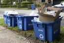 Valorisation des matières résiduelles:Lévis devance Québec