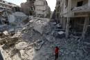 Les djihadistes de l'EI en Syrie se replient