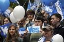 Référendum en Écosse: un Trifluvien aux premières loges