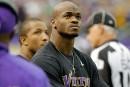 Adrian Peterson: les Vikings font volte-face