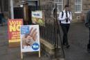 Peu de passion dans les bastions écossais estriens (vidéo)
