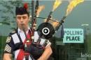 Les libéraux critiquent les péquistes accourus en Écosse