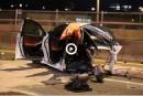 Un accident sur Laurentienne fait deux morts: le conducteur arrêté