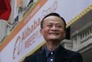 Le titre d'Alibaba clôture sur un bond de 38%