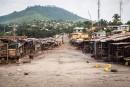 Ebola:troisième jour de confinement en Sierra Leone