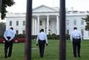 Intrus à la Maison-Blanche: les services secrets sur la sellette