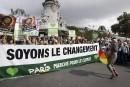 Des milliers de personnes dans le monde marchent «pour le climat»
