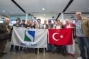 Sorel-Tracy: les marins turcs rentrent chez eux