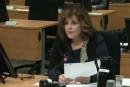 CEIC: Diane Lemieux réplique à «Rambo»