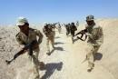 Les djihadistes tuent 40 soldats irakiens
