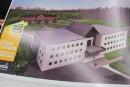 À minuit moins une, Drummond lance la constructiondu campus de l'UQTR