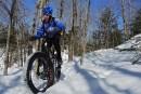 Sherbrooke aura son circuit de vélo sur neige